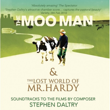 Music Soundtrack - The Moo Man & The Lost World of Mr Hardy